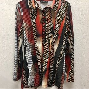 Tops - Michael Tyler Button Up Shirt